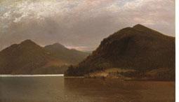 John Frederick Kensett: Lake George, ca. 1870