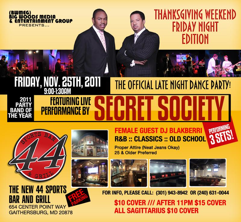 FINAL SECRET SOCIETY FLYER 11/25