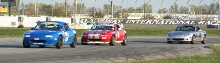 Racing at GIR