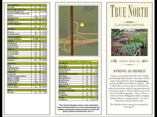 TNL Open House Brochure