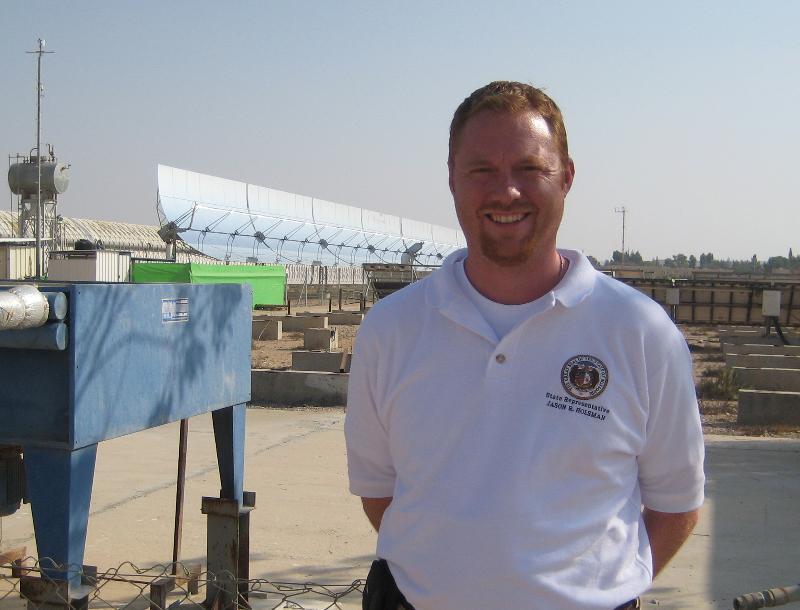 Holsman Solar Israel