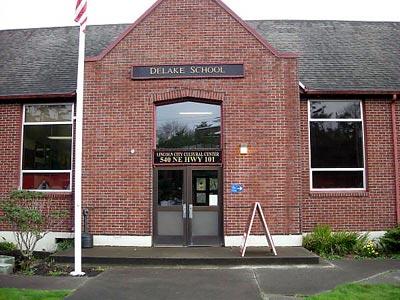 delake school