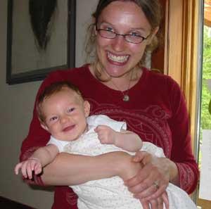 Laura and Karis