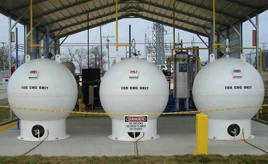 CNG tanks
