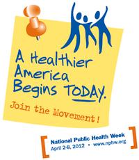 Public Health Week 2012
