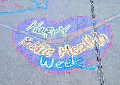 Public Health Week_sidewalk chalk_1