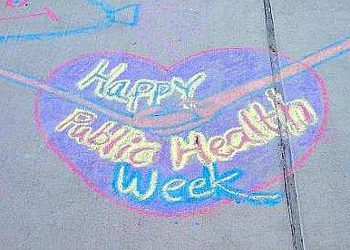 Public Health Week_sidewalk chalk_1
