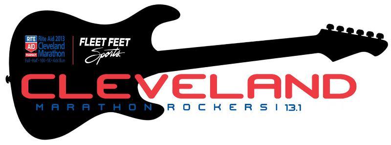 Clevealnd Marathon Rockers 13.1