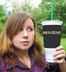 benzene in soda