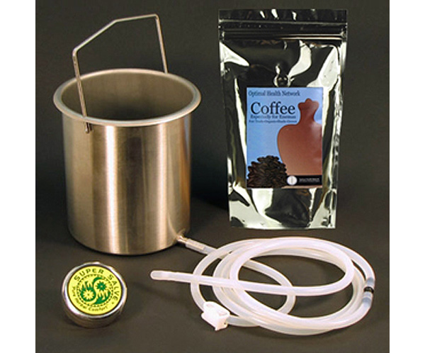 shop coffee enema kits