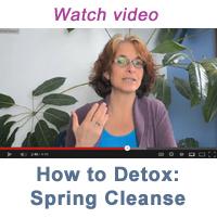 spring cleanse detox