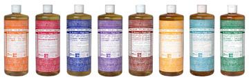 Dr. Bronner's Soap