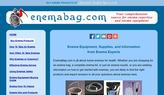 EnemaBag.com