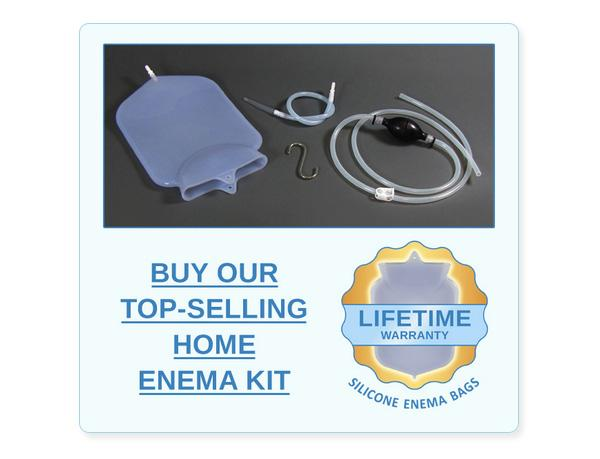 home colon clease kit