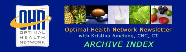 OHN Newsletter Archive