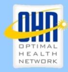 Optimal Health Network Logo
