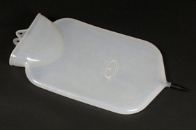 5-quart silicone enema bag