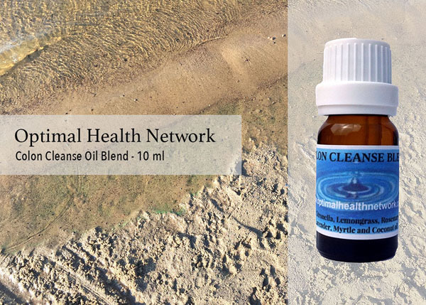 OHN Colon Cleanse Essential Oil Blend