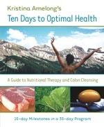Ten Days to Optimal Health book cover