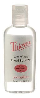 Thieves Waterless Hand Purifier