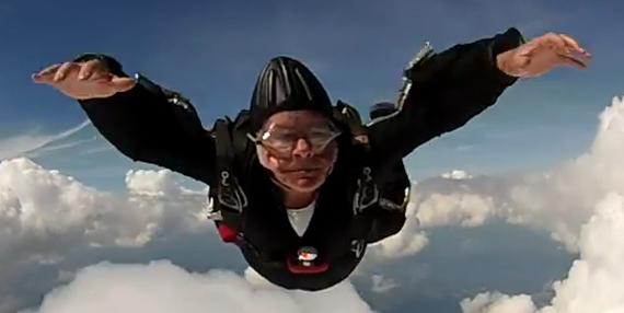 Bill's Skydive