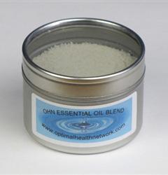 Essential Oil Enema Salts
