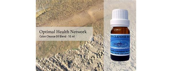 colon cleanse essential oil blend