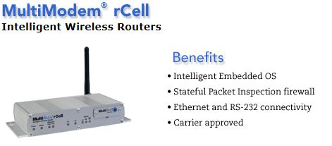 multitech rcell
