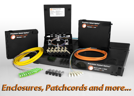 PRO Enclosures, Patchcords and More!