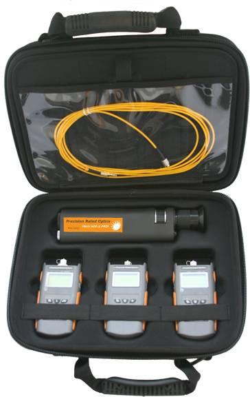 Fiber Optic Test Kit