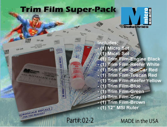 MSI TrimFilm SuperPack