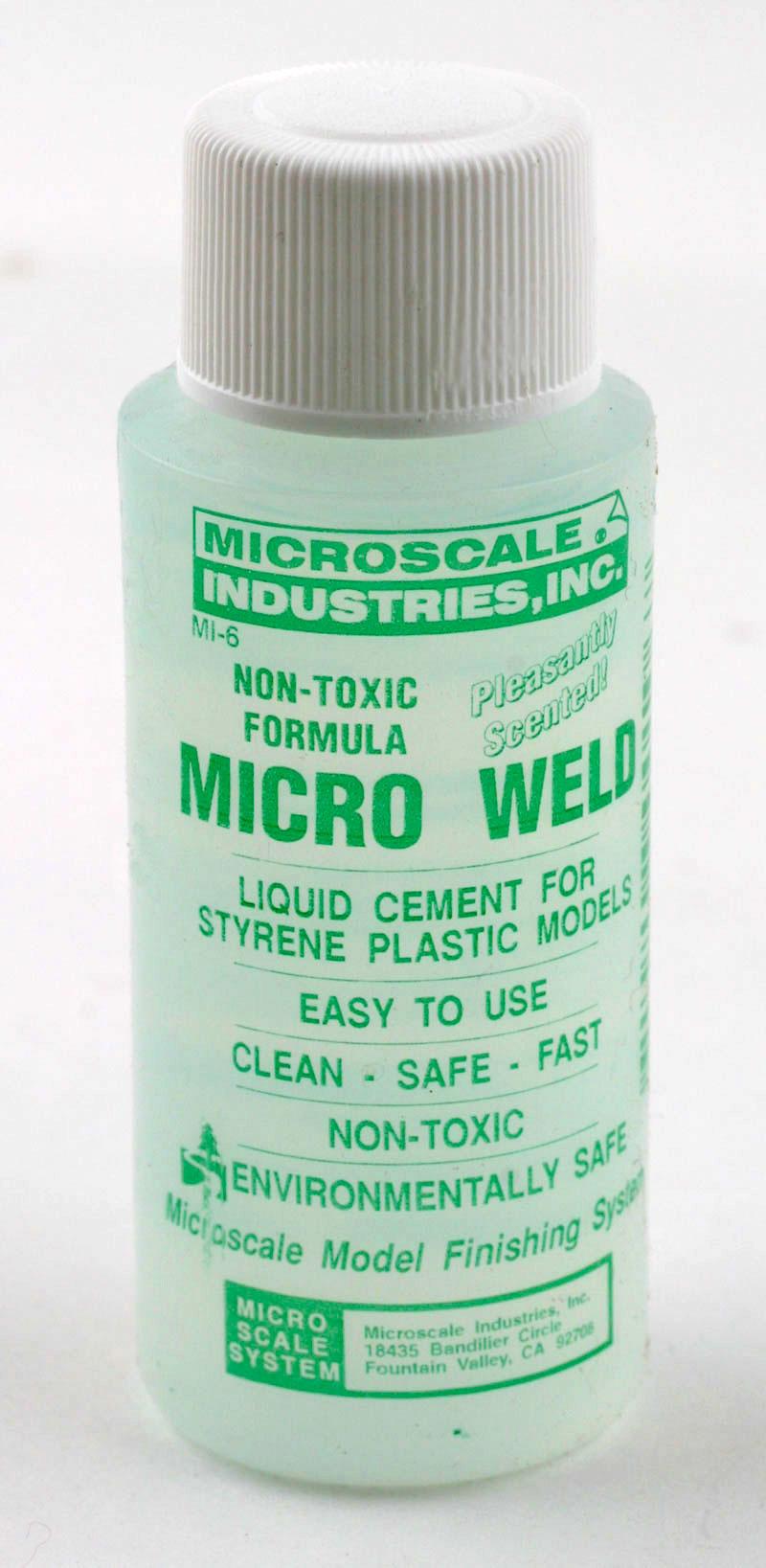 MicroWeld new formula