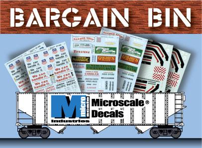 Bargin Bin Image