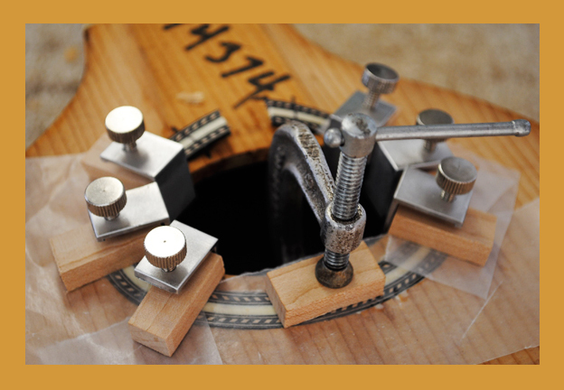 Rosette Clamps