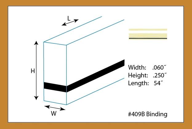 W/B/W Binding