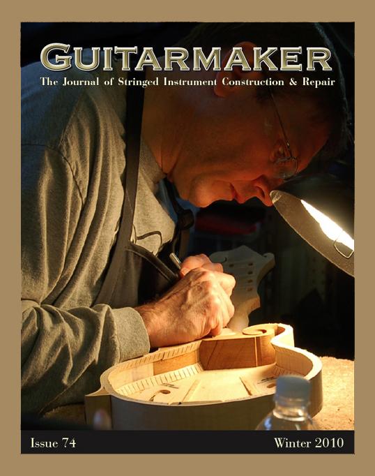 Guitarmaker Cover