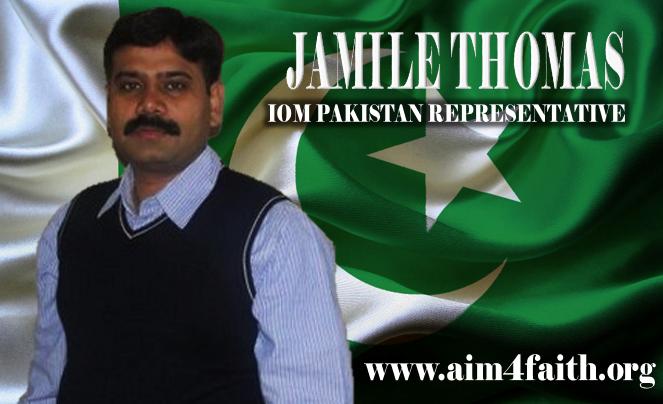 Jamil Thomas Aim4Faith