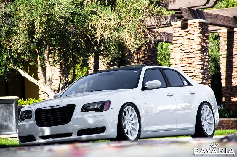 Must See The White On White 300s With Bc10 Concave The