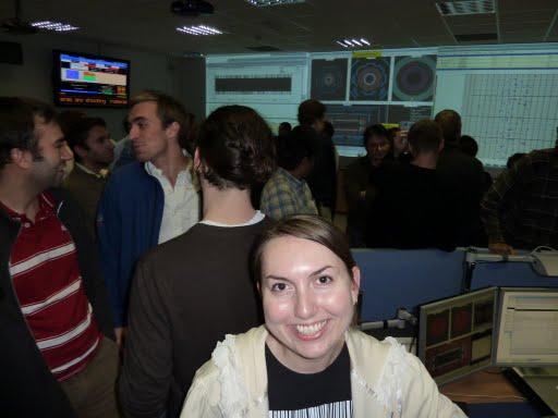 Emily LHC 2009