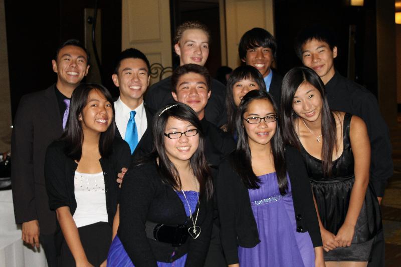 2009 dinner volunteers