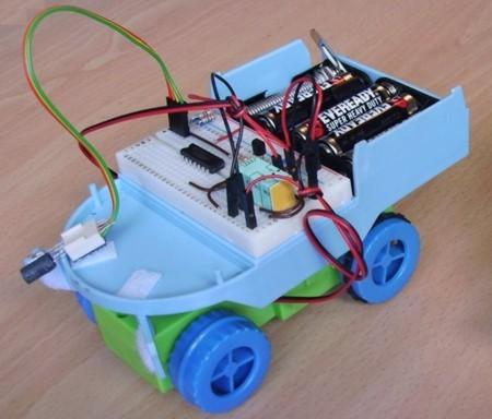 Letry robot single