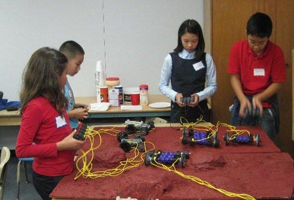 Robotics at Wedgeworth