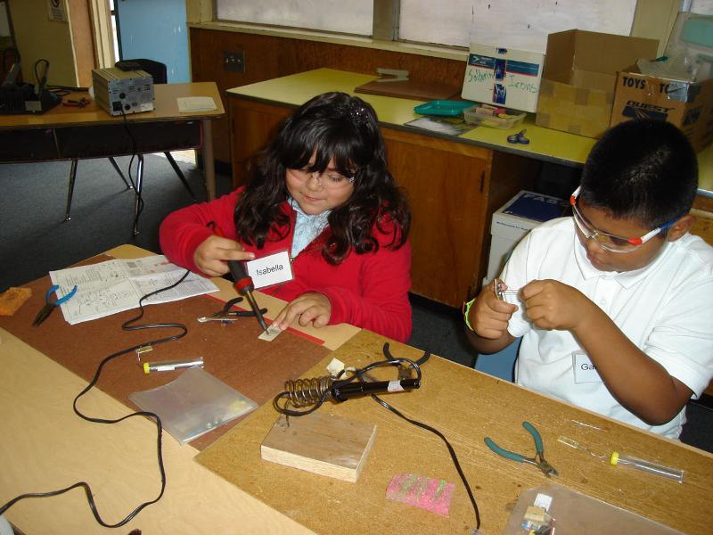 Workman Elementary Electronics