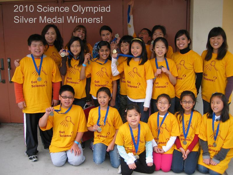 WW Science Olympiad 2010
