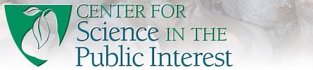 Center for Science Public Interest