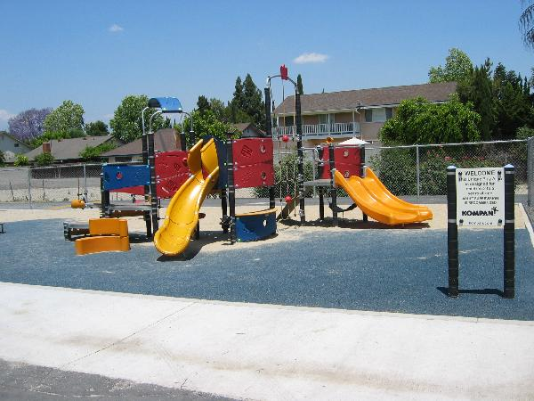 Wedgeworth Kinder Playground