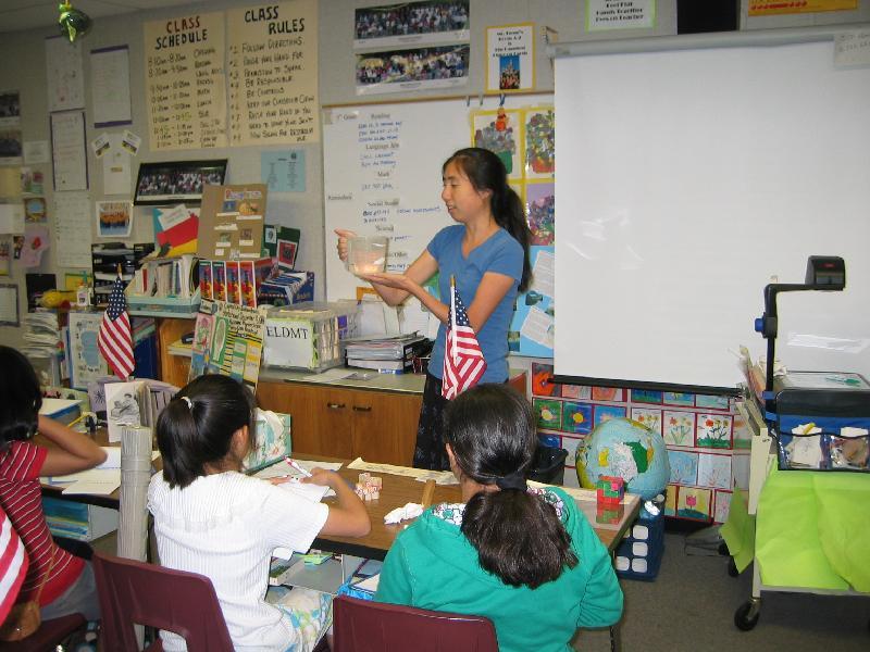 Mesa Robles May 2008