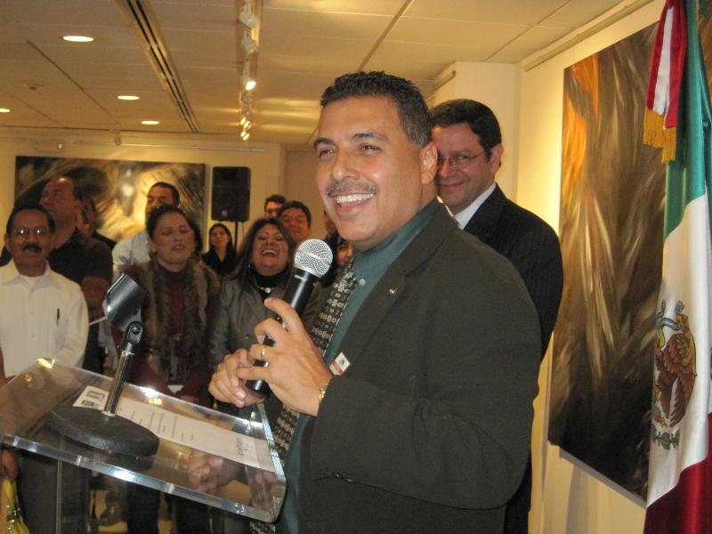Jose Hernandez Reception