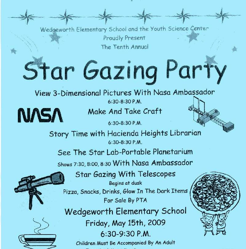Star Party 2009