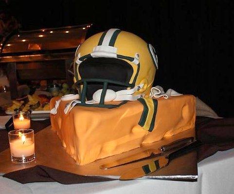 Cheese Head Cake